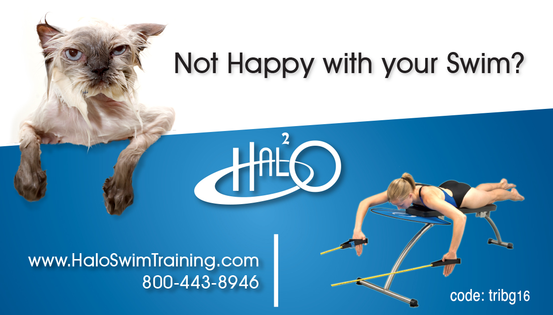 Halo Swim Training